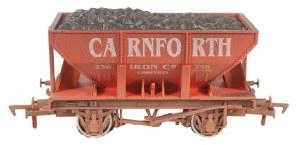Dapol OO 4F-033-111 24T Steel Ore Hopper Carnforth Iron Co 236 Weathered