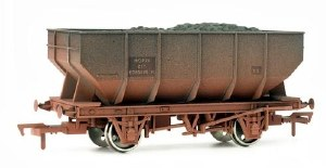 Dapol OO 4F-034-008 21T Steel Hopper E289516 BR Grey Weathered