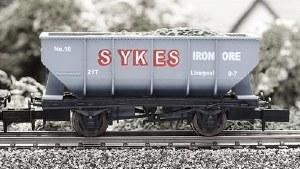 Dapol OO 4F-034-013 21T Steel Hopper Sykes