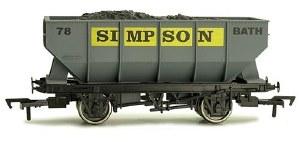 Dapol OO 4F-034-108 21T Hopper Simpson 78