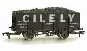 Dapol OO 4F-038-104 20T (21T glw) Steel Mineral Wagon Cilely Collieries Limited