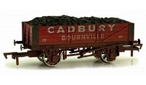 Dapol OO 4F-040-010 4 Plank Cadbury Weathered