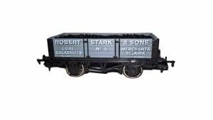 Dapol OO 4F-040-023 4 Plank Wagon Robert Stark 5