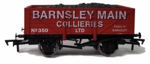Dapol OO 4F-051-029 5 Plank Barnsley Main 350