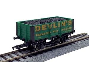 Dapol OO 4F-051-051 5 Plank Devlins 12