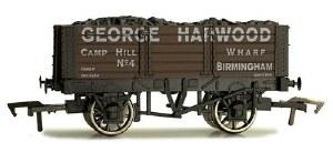 Dapol OO 4F-052-017 5 Plank Wagon 9' Wheelbase George Harwood