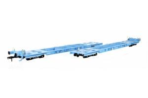 Dapol OO 4F-053-001 Megafret Wagon  Set 3368 490 9 164-8