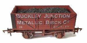 Dapol OO 4F-071-153 7 Plank Buckley Junction 26 Weathered