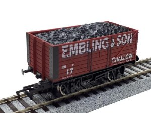 Dapol OO 4F-080-122 8 Plank Wagon Embling & Son 17
