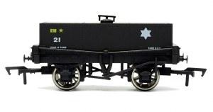 Dapol OO 4F-032-003 BR Rectangular Tank Wagon