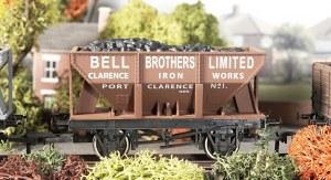 Dapol OO 4F-033-003 24T Steel Ore Hopper Bell Bros