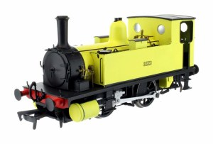 Dapol OO 4S-018-010 B4 0-4-0T Sussex Yellow