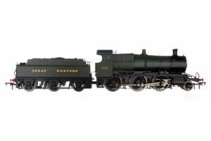 Dapol OO 4S-043-001 4300 Mogul 2-6-0 6336 GWR Green 'Great Western'