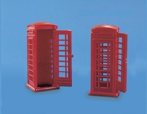 Model Scene OO 5006 Telephone Kiosks