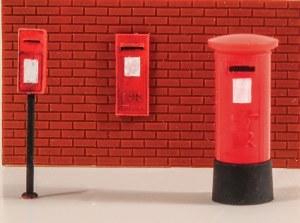 Model Scene OO 5044 Post Boxes