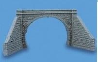 Model Scene OO 5046 Tunnel Portal Double Track