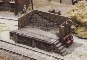 Ratio OO 505 Coaling Stage