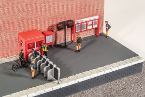 Model Scene OO 5053 Modern Era Platform Accessories