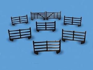 Model Scene OO 5085 4 Gates 12 Fences