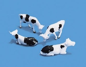 Model Scene OO 5100 Cows