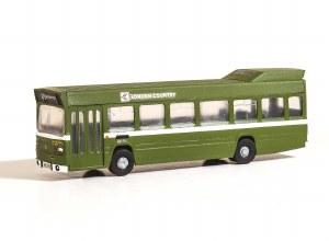 Model Scene OO 5139 Leyland National Single Deck Bus Kit - London County Livery