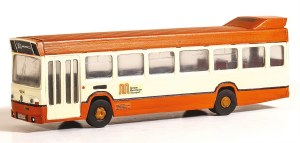 Model Scene OO 5140 Leyland National Single Deck Bus Kit - Greater Manchester Livery