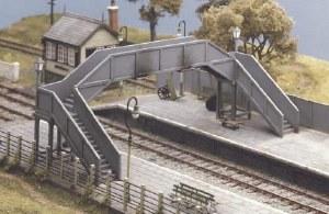 Ratio OO 517 Concrete Footbridge