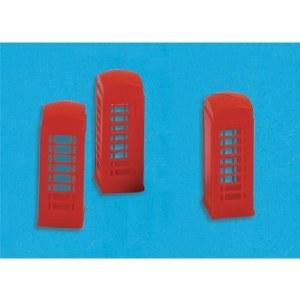 Model Scene N 5190 Telephone Boxes