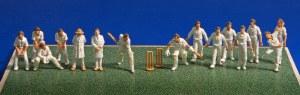 Model Scene OO 5300 Cricket Team