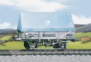 Ratio OO 542 BR China 'Clayhood' Wagon M/W