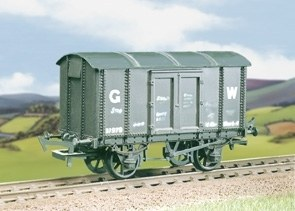 Parkside Models by Peco OO PC563 GWR Iron Mink 'A' M/W