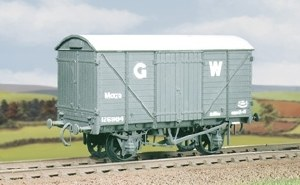 Ratio OO 566 GWR Motor Car Van 'MOGO' M/W