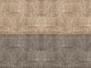 Noch N 56971 Plain Tiles Grey 3D Cardboard Sheet 25 x 12.5cm