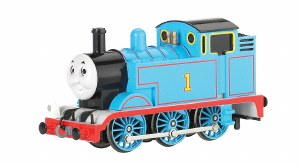 Bachmann Thomas & Friends OO 58741BE Thomas the Tank Engine with Moving Eyes