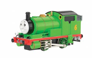 Bachmann Thomas & Friends OO 58742BE Percy the Small Engine with Moving Eyes
