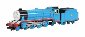Bachmann Thomas & Friends OO 58744BE Gordon the Big Express Engine with Moving Eyes