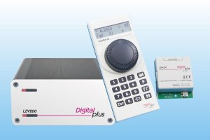 Lenz Other 60103 Set101 Startset with LH101-R Wireless Handset and LTM101