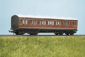 Parkside Models by Peco OO PC711 MR Suburban All 1st 7 Compartment