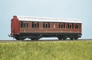 Ratio OO 722 MR Express Clerestory Composite