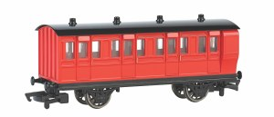Bachmann Thomas & Friends OO 76039BE Red Brake Coach
