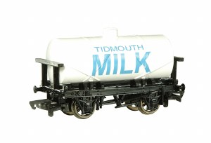 Bachmann Thomas & Friends OO 77048BE Tidmouth Milk Tank