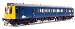 Dapol O 7D-009-004D Class 121 W55023 BR Blue DCC Fitted