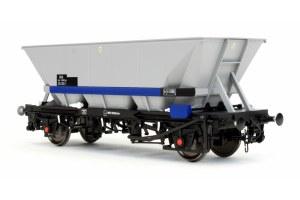 Dapol O 7F-048-004 46T glw MGR Hopper Wagon HAA 350651 BR Railfreight Blue