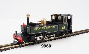 Heljan OO9 9960 Lynton and Barnstaple Manning Wardle SR E188 'Lew' Original Locomotive