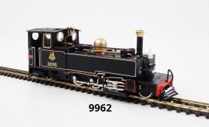 Heljan OO9 9962 Lynton and Barnstaple Manning Wardle Black 30190 'Lyd' New Build