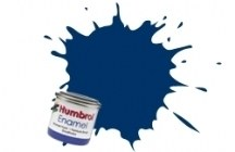 Humbrol Other AA0165 No 15 Midnight Blue - Gloss - Tinlet No 1 (14ml)