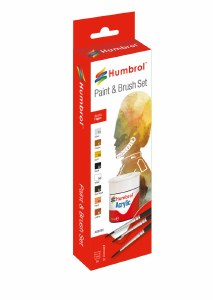 Humbrol Other AB9060 Acrylic Figure Painting Set