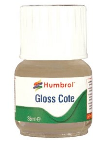 Humbrol Other AC5501 Modelcote Glosscote 28ml Bottle