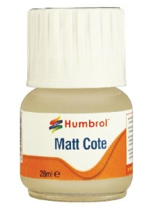 Humbrol Other AC5601 Modelcote Mattcote 28ml Bottle
