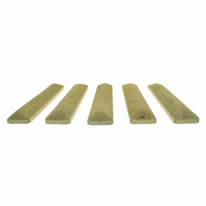 Accurascale OO ACC2249PTAL Dolofines / Lime - 'Real' Loads for PTA Hoppers - 5 Pack